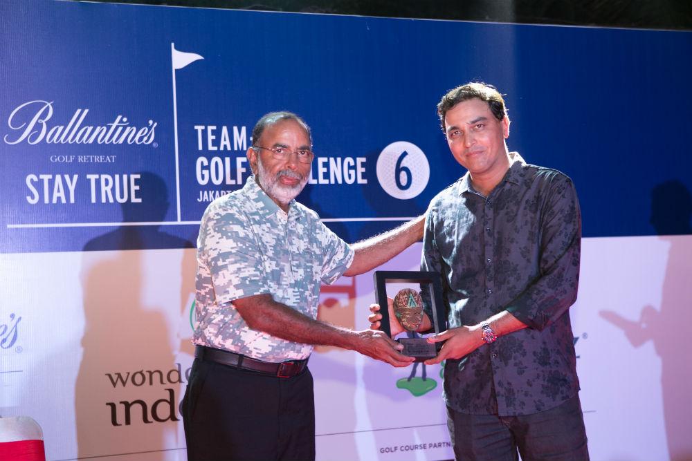 Durgesh Kotwal Group A Runner-Up 1000