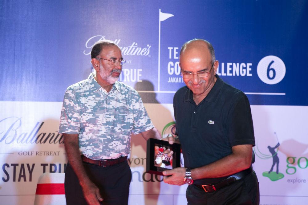Gautam Balakrishnan Group C Winner 1000