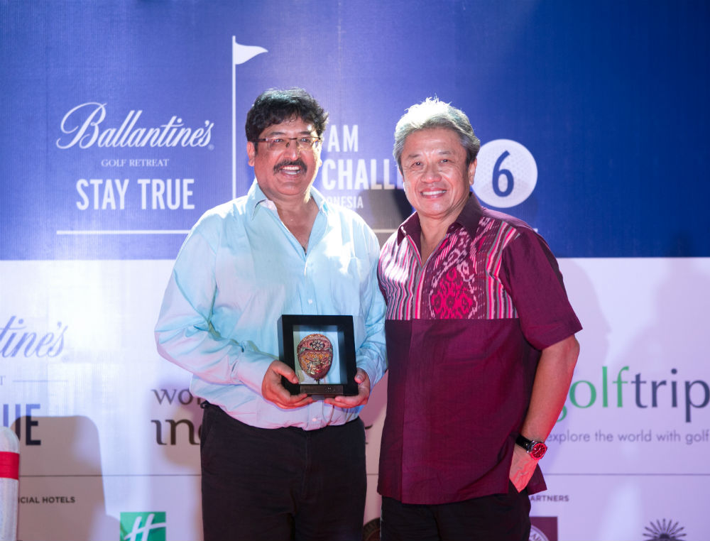 Ikram Khan Rancamaya Runner-Up 1000