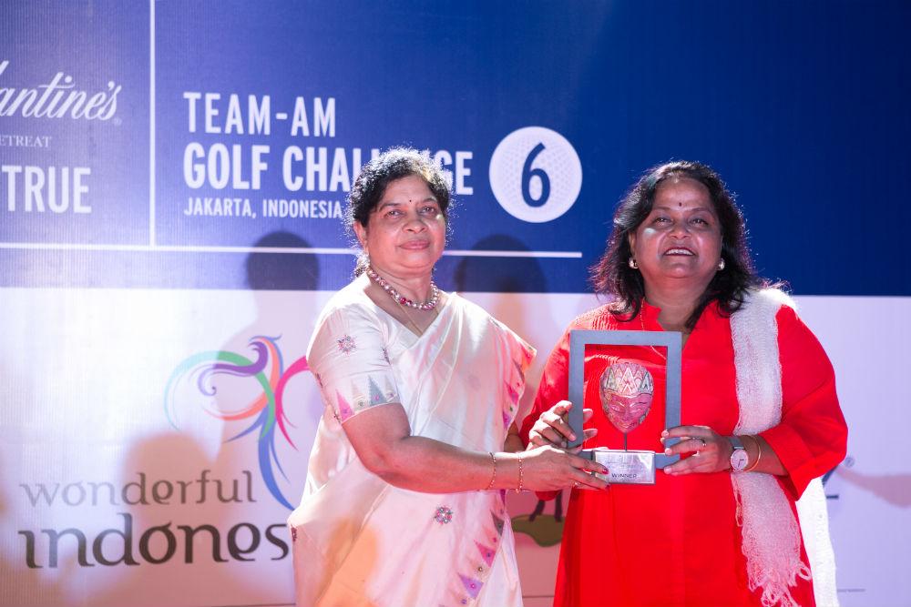 Lakhi Swain Ladies Winner