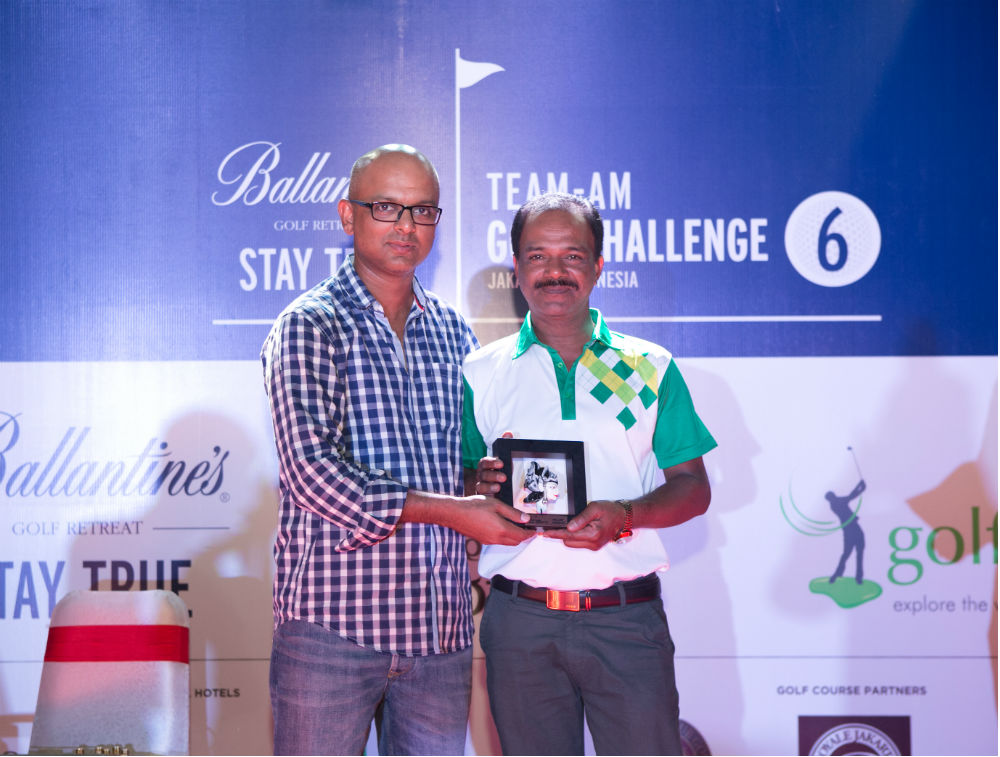 Raj Krishna Royale Jakarta Runner-Up 1000