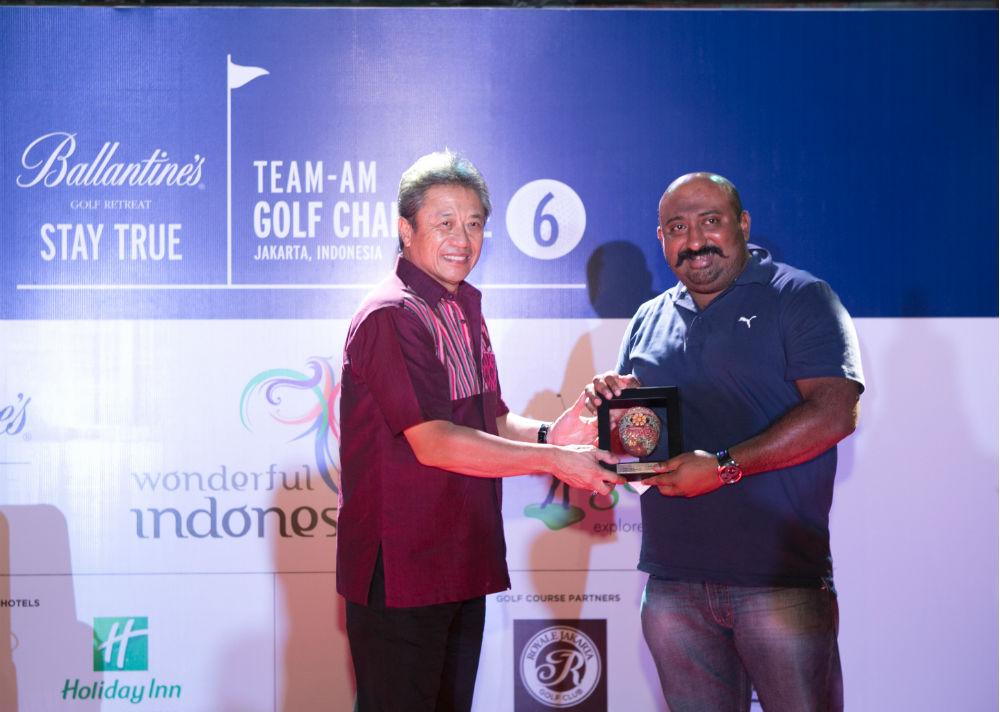 Ramgopal Lakshman Imperial Runner-Up 1000