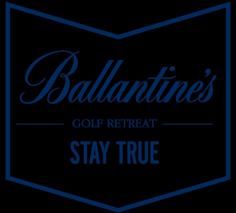 Ballantine's Chevron logo sponsor