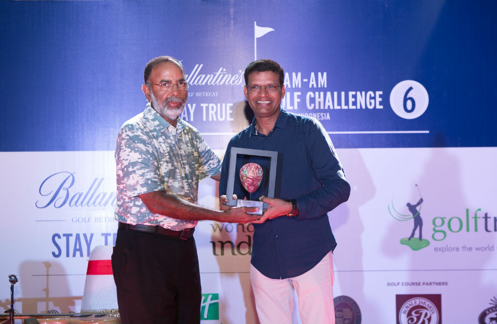 Ashok Ramavath Group B Runner-Up 1000