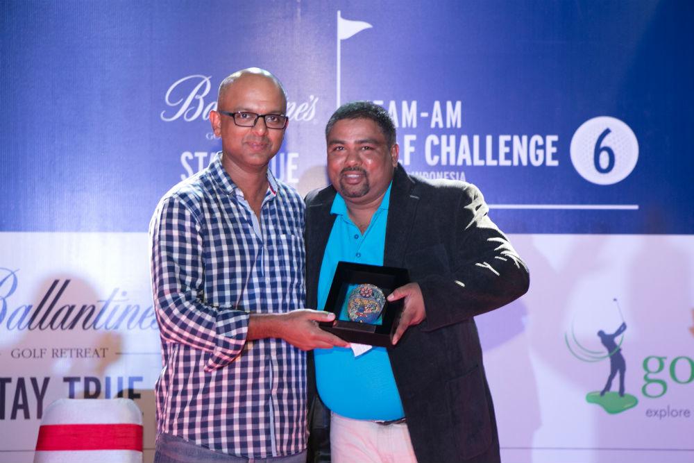 Ramesh Naidu Royale Jakarta Winner 1000