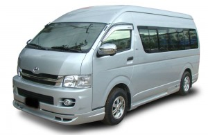 Toyota Commuter Vans